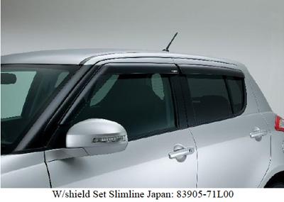 Suzuki Swift Accessories - Gilmour Motors | New & Used