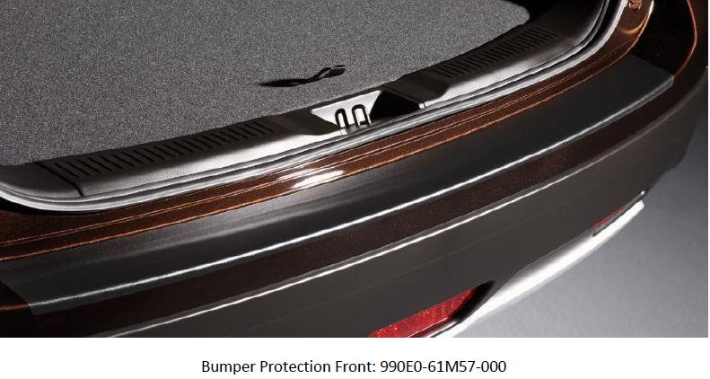 Suzuki S-Cross Bumper Protection (Front)