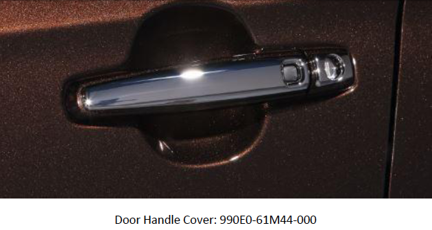 Suzuki S-Cross Door Handle Cover