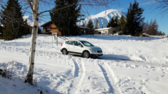 Bryan's S-Cross Snow test!